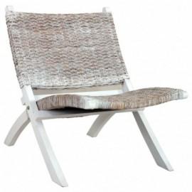 fauteuil en rotin naturel...