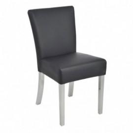 Chaise de table ingrid cuir...