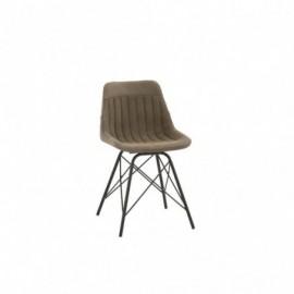 Chaise de table loft métal...