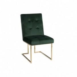 Chaise de table velours...
