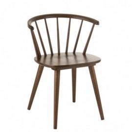 Chaise de table vintage en...
