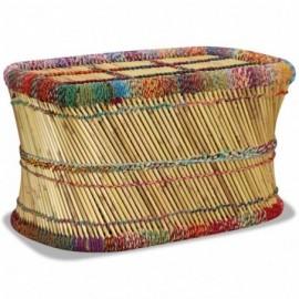 Table basse Bambou Chindi...