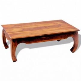 Table basse en bois fait...