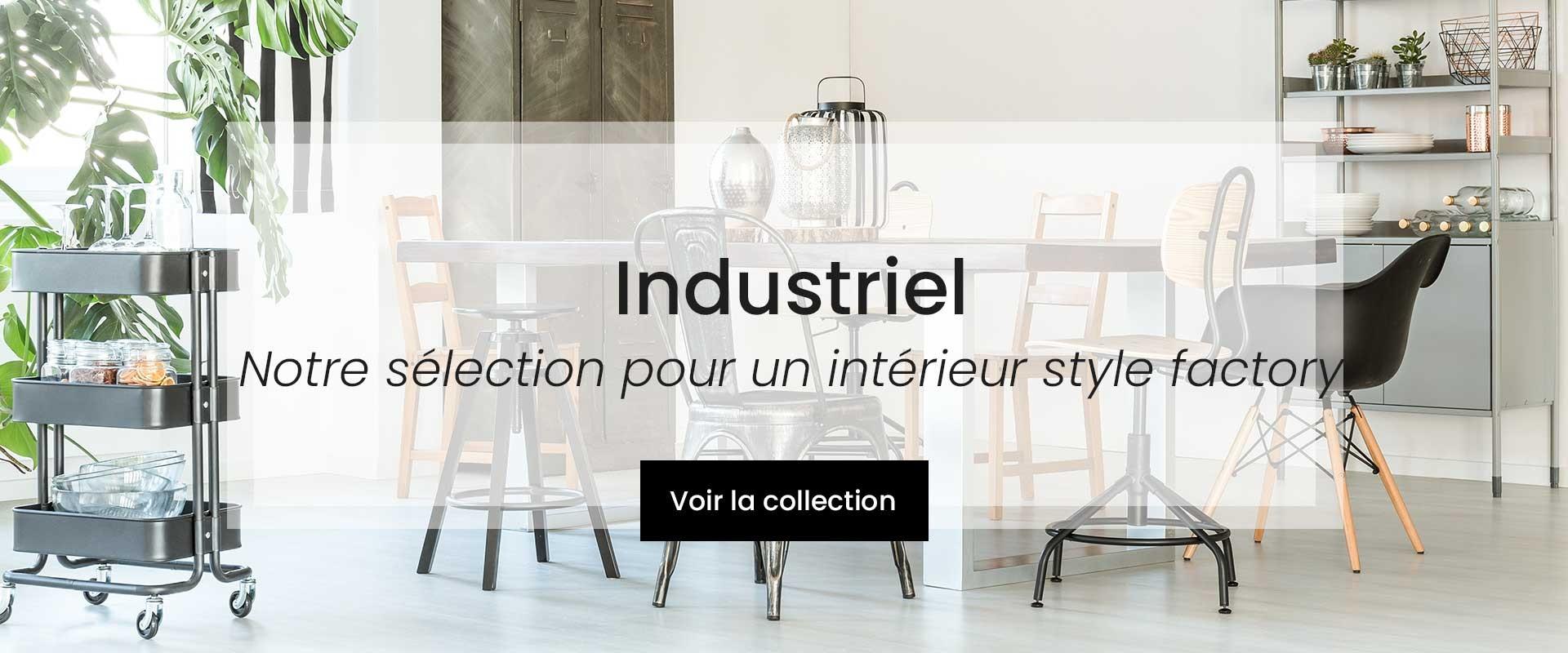 Déco style industriel